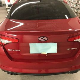 Arctic Coating - Red Optima 3