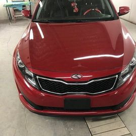 Arctic Coating - Red Optima 2
